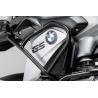 Horní padací rámy od SW-Motech pro BMW R1200GS LC 2013-2016. Barva:černáVelmi robustní konstrukce, navrženy pro co nejlepší ochranu motocyklu při pádu. Doporučujeme v kombinaci s černýmspodnímpadacím rámem SW-Motech. číslo produktu:SBL.07.788.10001/B