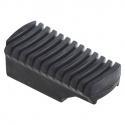 Guma zadní stupačky pro R1200GS/A 2004-2012, F850GS/A, F800GS/A, F750GS, F700GS, F650GS 2008-2012