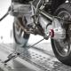 Popruhy pro přepravu motocyklů s kardanem