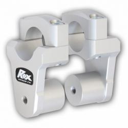 Zvýšení řidítek ROX o 50mm s nastavitelným sklonem pro R1250GS/A, R1200GS/A LC 2013-2018
