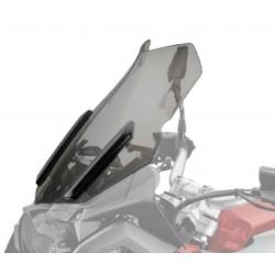 Plexi originální nízké pro BMW R1250GS/A, R1200GS/A LC 2013-2018, kouřové