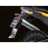 Zadní přídavný blatník proti odstřikující vodě pro BMW F800GS/Adventure, F700GS, F650GS 2008-2012. Skvělá ochrana při nepříznivých podmínkách.