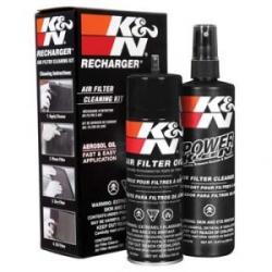 Sada na čištění vzduchových filtrů K&N