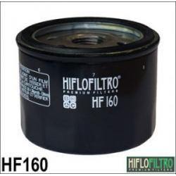 Olejový filtr Hiflo HF160 pro R1200GS/A LC 2013+, F850GS,  F800GS/A, F750GS, F700GS, F650GS 2008+