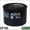 Olejový filtr Hiflo HF160 pro R1250GS/A, R1200GS/A LC 2013-2018, F850GS,  F800GS/A, F750GS, F700GS, F650GS 2008+