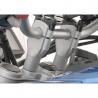 Zvýšení řidítek o 30mm nahoru pro BMW F800GS, F700GS, F650GS twin. Jízda ve stupačkách se stane více pohodlnější.
