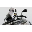 Plexi s deflektorem MRA Vario Touring 34,5cm pro F700GS, lehce kouřové