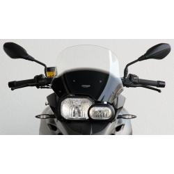 Plexi Vario Touring F700GS čiré, kouřové