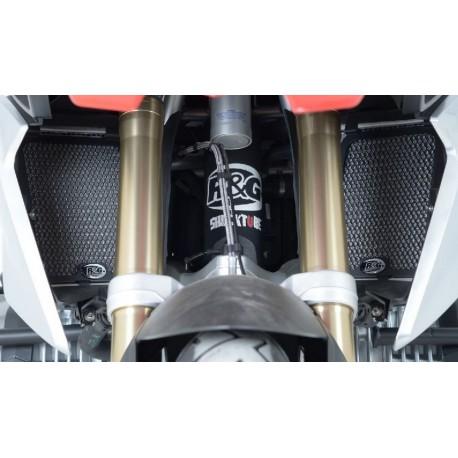 Hliníkové kryty chladiče RG Racing pro BMW R1200GS/A LC 2013-2018.