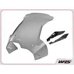 Plexi WRS 43cm pro F700GS, lehce kouřové