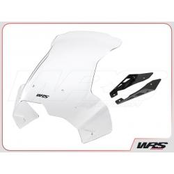 Plexi WRS 43cm, čiré, pro F700GS