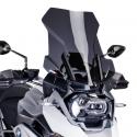 Plexi cestovní vysoké 51cm Puig pro BMW R1250GS/A, R1200GS/A LC 2013-2018, tmavě kouřové