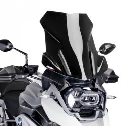 Plexi cestovní vysoké 51cm Puig pro BMW R1250GS/A, R1200GS/A LC 2013-2018, černé