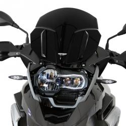 Plexi MRA Vario Touring černé pro R1200GS/A LC 2013+