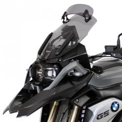 Plexi MRA Vario Touring kouřové se spojlerem pro R1200GS/A LC 2013+