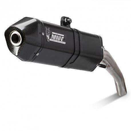 Výfuk MIVV Speed Edge Black pro R1200GS/A LC 2013+