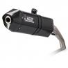 Zadní tlumič výfuku MIVV Speed Edge Black pro BMWF800GS, F700GS, F650GS2008-2012 Vyjimečný design koncovky vyrobené s použitím nerezu. Vyjímatelný DB killer. Homologováno pro provoz v EU