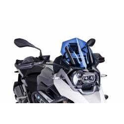 Plexi sportovní nízké modré Puig pro R1200GS/A LC 2013+