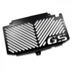 Nerezový kryt chladiče Ibex s logem GS pro F700GS, F650GS 2008-2018, černý