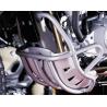 Originální padací rám pro BMW F650GS/Dakar 2000-2007 a G650GS/Sertao. Skvělá ochrana motoru pro jízdu mimo silnice. stříbrný