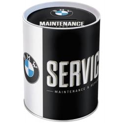 Pokladnička na mince BMW Service