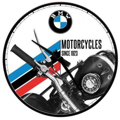 Hodiny na zeď BMW Motorcycles