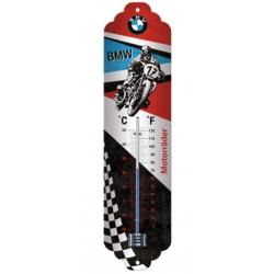 Teploměr BMW Motorrad červený