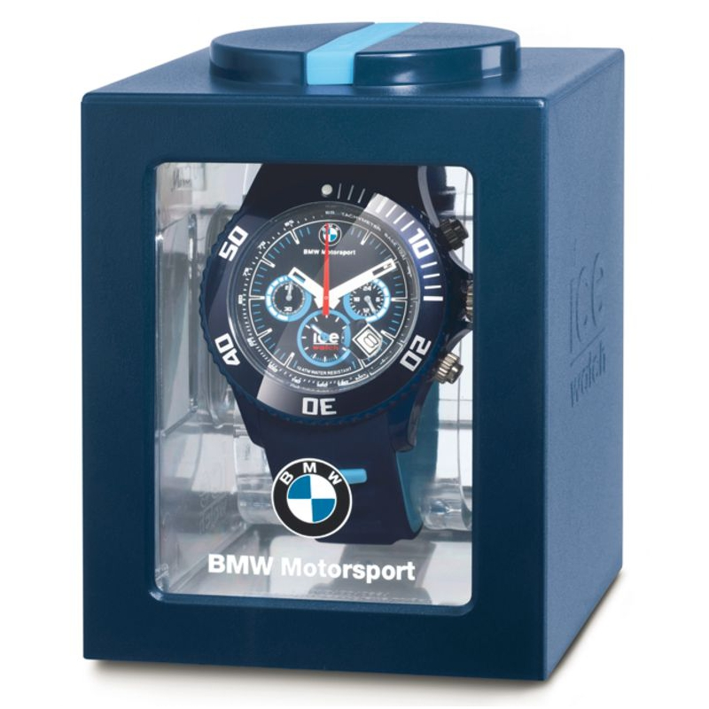 hodinky bmw motorsport ice watch chrono. Black Bedroom Furniture Sets. Home Design Ideas