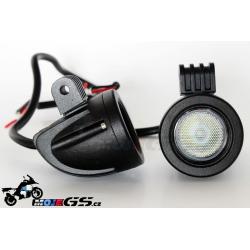 Přídavná / mlhová LED světla 10W (2ks)