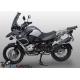 Elektronický výfuk KessTech black matt pro BMW R1200GS/A 2010-2013