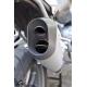 Elektronický výfuk KessTech Mag Silver pro BMW R1200GS/A LC 2013+