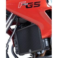 Hliníkový Kryt chladiče F700GS, F650GS 08-