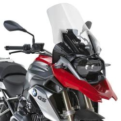 Cestovní plexi Givi/Kappa 55cm pro BMW R1250GS/A, R1200GS/A LC 2013-2018, čiré