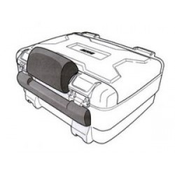 Opěrka spolujezdce pro Vario topcase R1250GS, R1200GS LC 13-18, R1200GS 04-12, F850GS, F800GS, F750GS, F700GS, F650GS 2008+