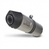 Nerezový zadní tlumič výfuku LeoVinceStainless Steel pro BMW G650GS/Sertao. Vyšší výkon a kroutící moment. Homologováno. Povrchová úprava: nerez