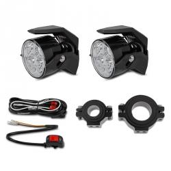 LED přídavná světla Lumitecs s objímkou