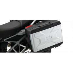 Vario boční kufry pro BMW R1250GS, R1200GS LC 2013-2018, F850GS, F750GS, stříbrno-černé