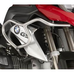 Nerezové horní padací rámy Givi/Kappa pro BMW R1200GS LC 2013-2016