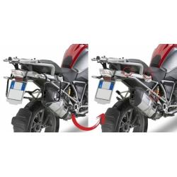 Trubkový nosič bočních kufrů Givi/Kappa pro BMW R1250GS/A, R1200GS/A LC 2013-2018
