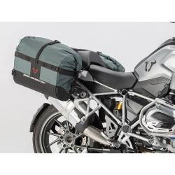 Boční tašky SW-Motech Dakar s držáky pro BMW R1250GS/A, R1200GS/A LC 2013-2018