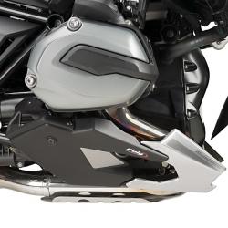 Spoiler Puig, černý, pro R200GS LC 2013+