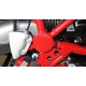 Červené krytky na rám pro R 1200 GS Rallye 2012-2013