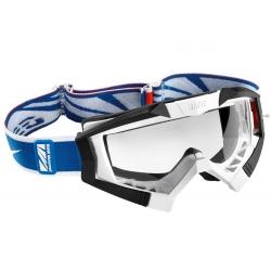 BMW GS Enduro brýle, bílo-černé