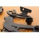 Antivibrační výztuha plexi Puig pro R1200GS/A LC 2013+
