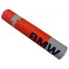 Kryt hrazdy řidítekBMW R1200GS/Adventure 2004-2013 (K25), R1150GS, R1100GS, ale i dalších, s odpovídající hrazdou. Délka 27cm, průměr 5cm Barva: červeno-šedá s černým nápisem BMW. Materiál: molitan, obal z látky na suchý zip Vždy skladem okamžitě k dodání.