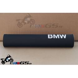 Kryt hrazdy řidítek BMW R1200GS Adventure 2006-2013, černo-bílý