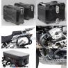 Adventure sada černá pro R1200GS 2004-2012 (3x kufr, nosiče, padací rám, kryt motoru, tašky)