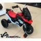 Šlapací motorka pro děti R1200GS LC