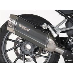 Výfuk Bos Desert Fox carbon-steel pro R1200GS/A LC 2013+