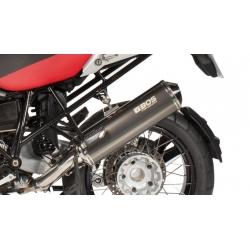 Výfuk Bos Performance Carbon-steel pro R1200GS/A 2004-2009